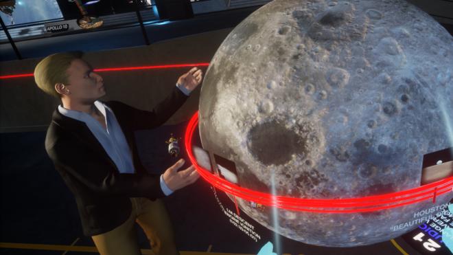 Apollo Moon Landing Exhibit Ryan Sansar 1 August 2017