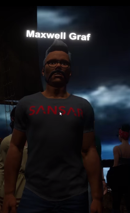 Maxwell Graf Neptune's Revenge 2 Sansar Screenshot 5 August 2017