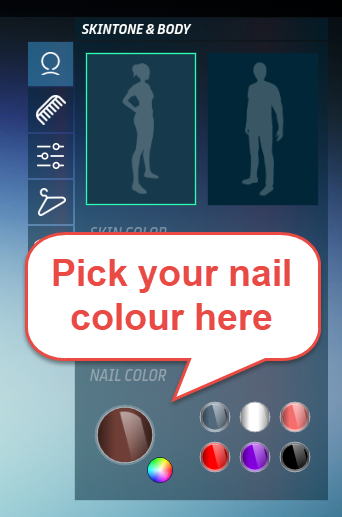 Outfit Outlay Pick Your Nail Colour Here 10 Sept 2017