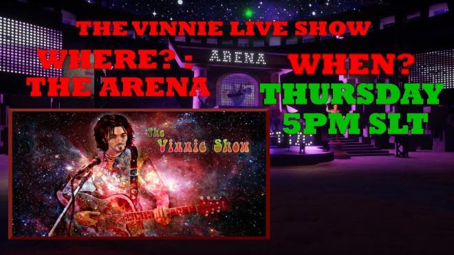 Vinnie Live Show