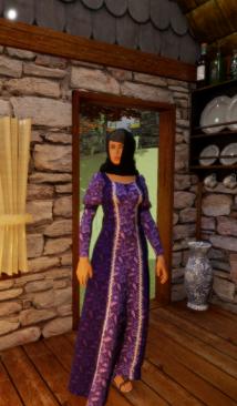 Medieval Dress 1 27 Dec 2017