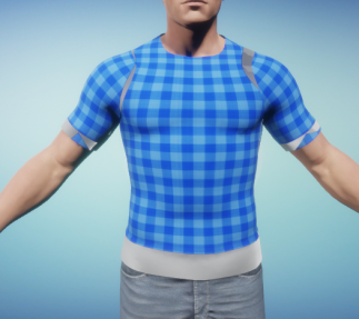 Ugly Seams in Sansar Shirt 2 29 Dec 2017
