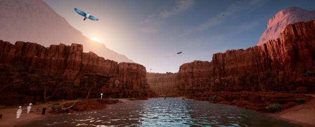 Virtual Universe 28 Apr 2018