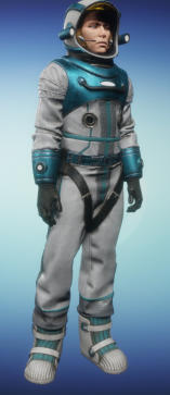 Astronaut Outfit 2 7 May 2018