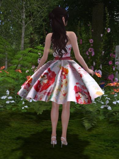 Vanity Fair Ghee Tea Dress 2 15 May 2018