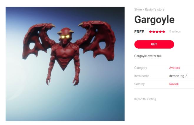 Gargoyls Custom Avatar 20 July 2018.png