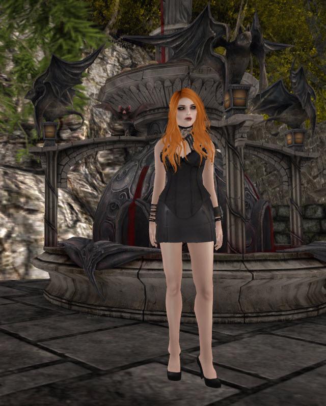 Vampire Makeover Before Iliana 22 Sept 2018